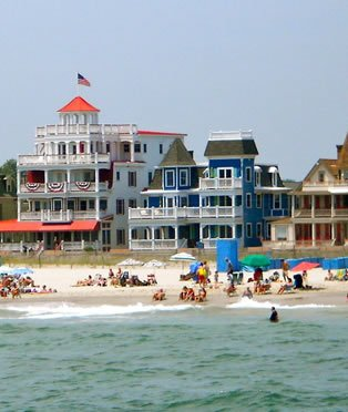 Charming Cape May And The Wild Ponies Of Ateague Island